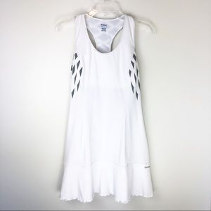 Reebok NWT Play Dry Racerback Tank Tennis Dress